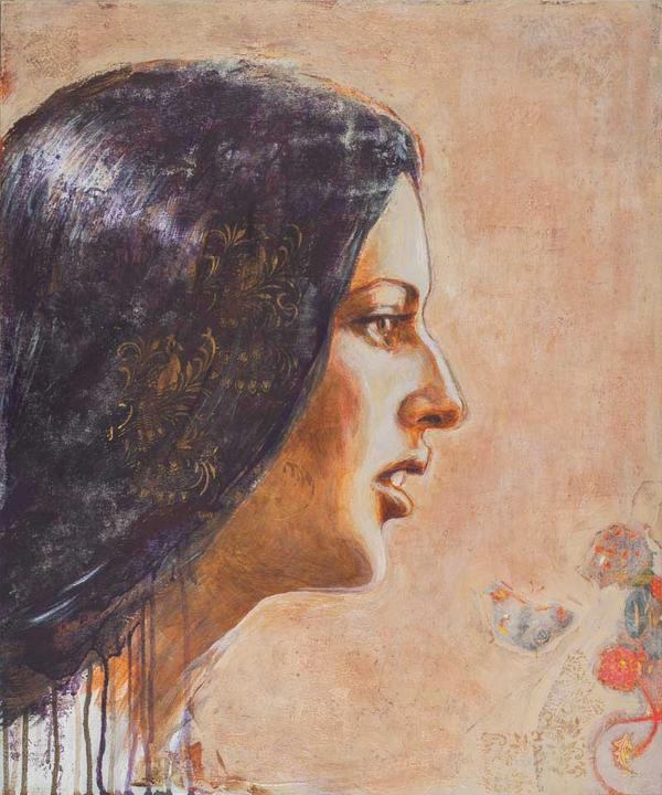 Joan Baez Art Musicians Artwork Detail