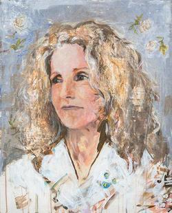 Joan Baez Art Musicians Body Of Work Detail